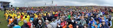 22ème Jamboree Scout Mondial à Rinkaby, Kristianstad, Suède